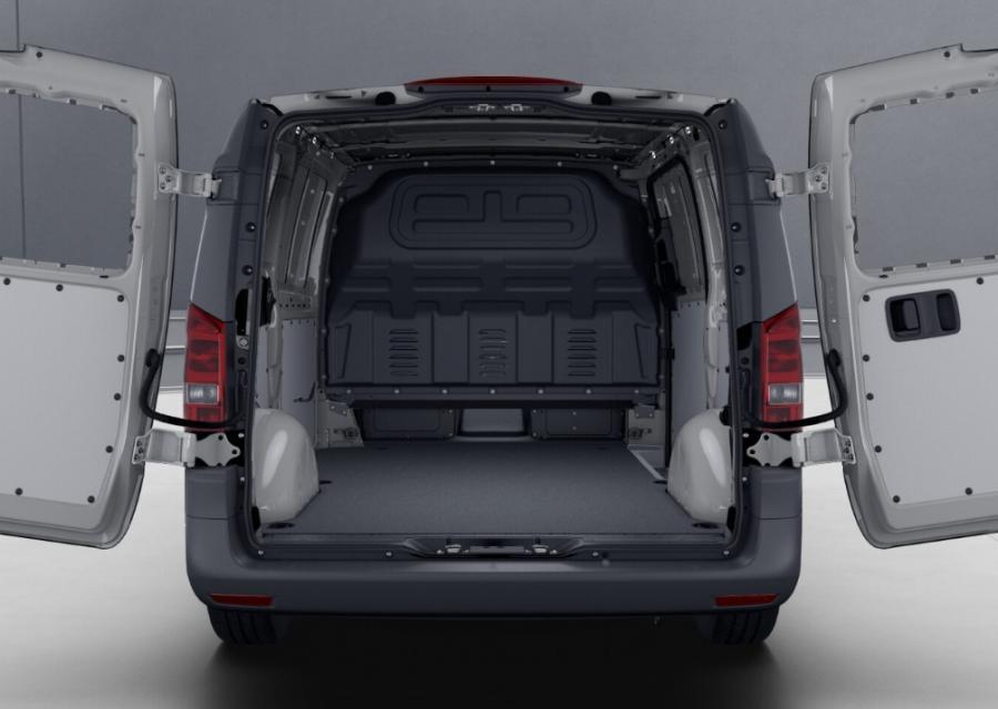 Mercedes Benz Vito Cargo cargo view