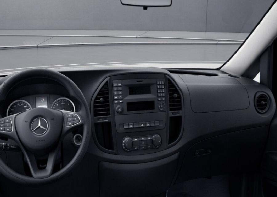 Mercedes Benz Vito Tourer salpicadero