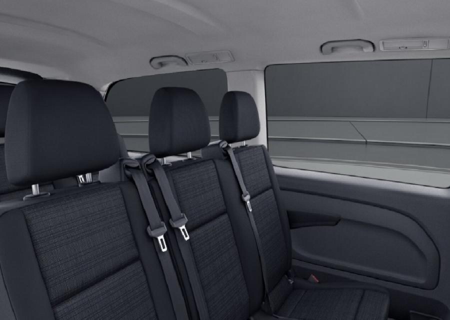 Mercedes Benz Vito Tourer asientos delanteros