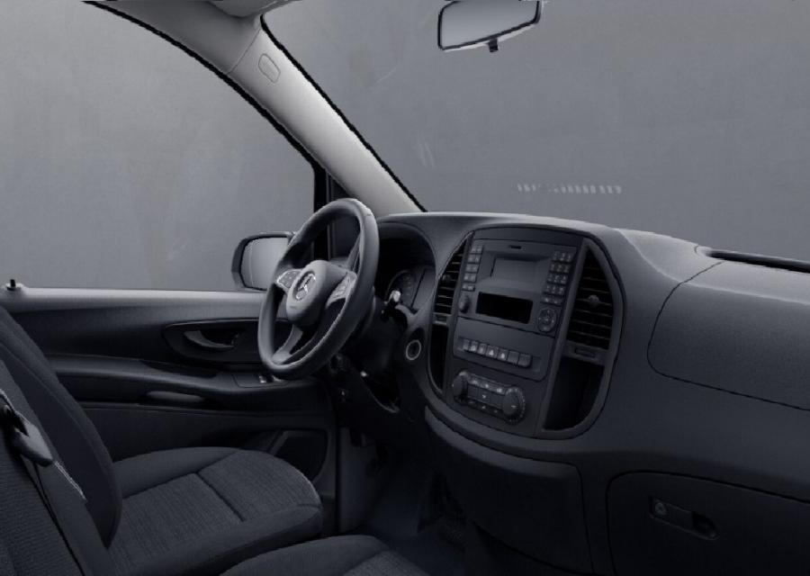 Mercedes Benz Vito Tourer asiento delantero