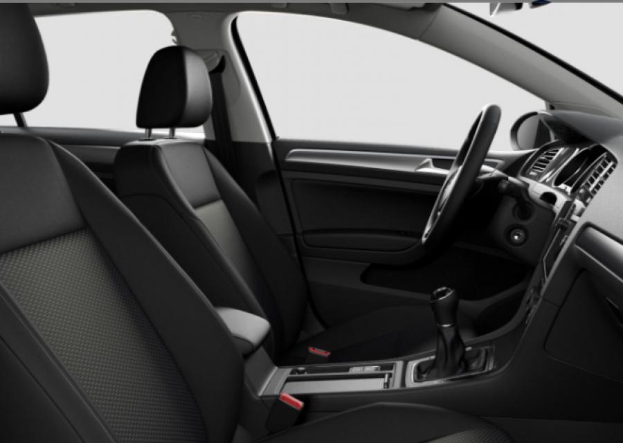 VW Golf asiento delantero