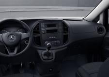 Mercedes Benz Vito Cargo dashboard