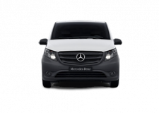 Mercedes Benz Vito Cargo front side
