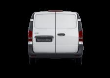 Mercedes Benz Vito Cargo back side
