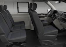 Volkswagen Caravelle asientos