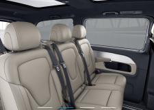 Alquilar Mercedes-Benz Clase V Exclusive plazas traseras