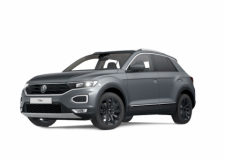 Volkswagen T-Roc alquilar en Barcelona