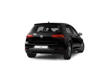 VW Golf trasero derecho
