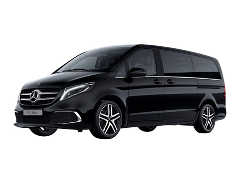 Mercedes Benz V Exclusive